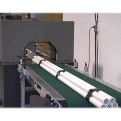 PVC Conduit Pipes Wrapping Machine