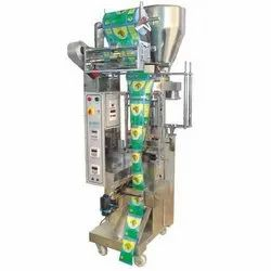 Double Head Weigh Filler Packaging Machine 10 GM To 1 KG