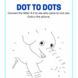 UKG Join The Dots Craft Book