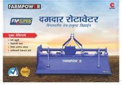 Escorts Farmpower Rotary Tiller