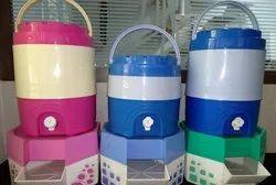 Plastic 20 Litre Water Jar, Size: 18L