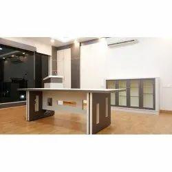 Rectangular Modern Wooden Table