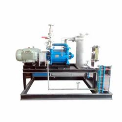 Closed Loop Fully Recovery Liquid Ring Vacuum Pump System