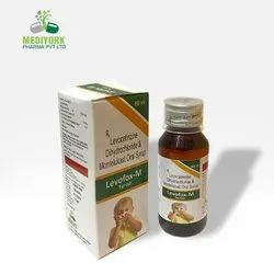 Levocetirizine Dihydrochloride And Montelukast Oral Syrup