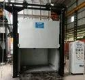 Electrically Heated Chamber Oven
