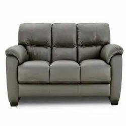 Modern Living Room Three Seater Sofa, Size: 48 X 60 Inch