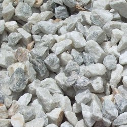 White LIME STONE, For RAW MATERIALS, Slab