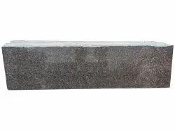 Tan Brown Granite Slab, For Flooring, Thickness: 16 mm