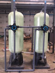 FRP Pressure Sand Activated Carbon Filter