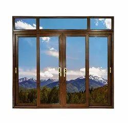 Partition Doors Lesso 8x8 Feet UPVC Sliding Door