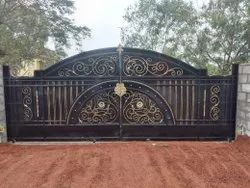 Automatic Ornamental Gate
