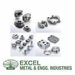 SAE 6162 Flanges