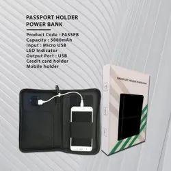 Passport Holder 5000mAH Power Bank