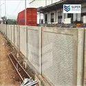 Brick Design Cement Super Designer Wall Compound, Thickness: 65mm