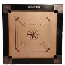 For Tournament 42 x 42 inch Carrom Board 3 x 2 inch border