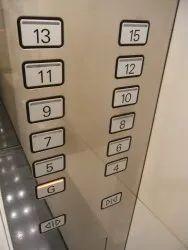 Elevator Button Control Panel