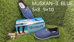 skysoft Socks Sports Ladies Sport Shoes, Size: 5*8,9*10