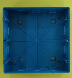 HANAT Square 18 Module PVC Concealed Box, For Junction Boxes