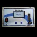 Portable Argon   Gas Purity Analyzer with Rotameter