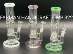 COLOR PRINTING GLASS WATER SMOKING PIPES