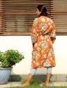 Screen Print Kimono