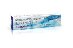 Neomycin,Polymyxin B Sulphate And Bacitracin Eye Ointment