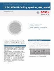 Ceiling Speaker Bosch
