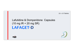 Lafutidine And Domperidone Capsules