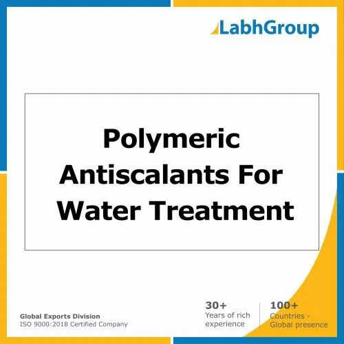 Polymeric Antiscalants For Water Treatment