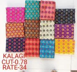 Kalagi Jacquard Blouse Fabric