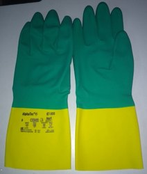 Ansell Bi Colour 87 900 Gloves