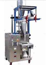 0.5 Hp Three Phase Semi Automatic Kurkure Packing Machine, For Commercial, 220V