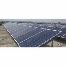 Grid Tie Solar Panel Installation Service, For Commercial