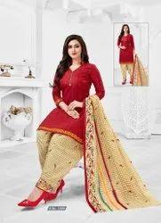 SC Punjabi Patiyala Vol 1 Series 1001-1012 Pure Cotton Suit