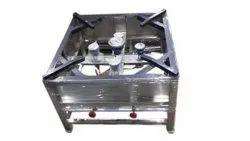 Lpg SS Biryani Gas Burner, For Commercial, 5