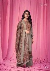 Digital Designer Printed Salwar Suit