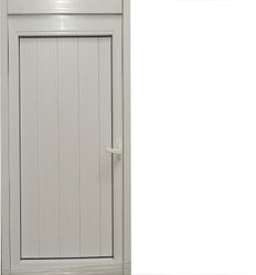 Exterior Plastic Door, For Home