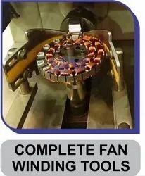 Fan Winding Tools Stators