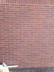 Terracotta Brick Wall Tile