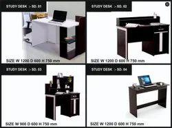 Wooden Study Desk