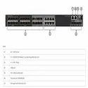 HPE FlexNetwork JH149A 5510 24G SFP 4SFP+ 1-Slot HI Switch
