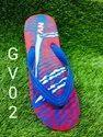 Mens Printed Hawai Slippers