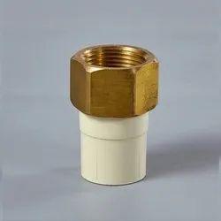 CPVC Brass FTA Hexagon
