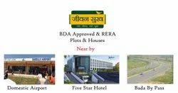 ATS Jeevan Sukh Bareilly - BDA Approved Plots