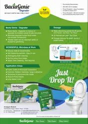 Bio Cleaning Solution For Toilet