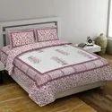 Jaipuri Cotton Bed Sheet (Blaster)