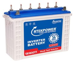 MICROTECK Inverter Batteries, 40AH to 200AH