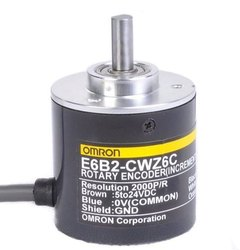 E6B2-CWZ6C-OMRON Rotary Encoders  2000 PPR