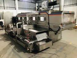 Rotary Type Bin Cleaning Machine