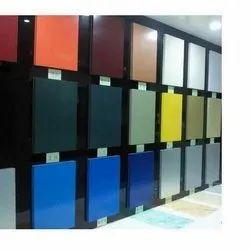 Coloured ACP Sheets